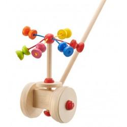 Karussell, jouet à pousser