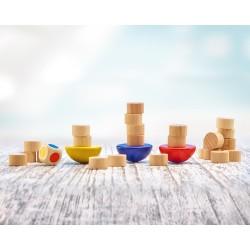 Balance - jouets en bois