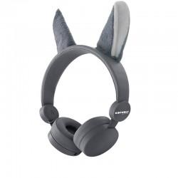 Casque audio - Loup