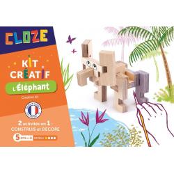Kit Créatif l'éléphant 13...