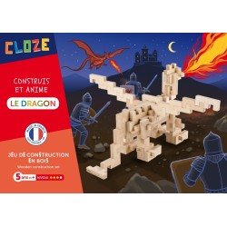 Kit Créatif Le Dragon 81...