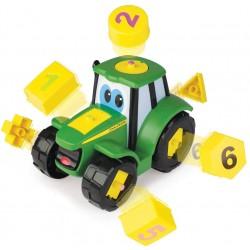 Johnny le tracteur formes &...