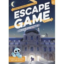 Escape Game Junior. Qui a...